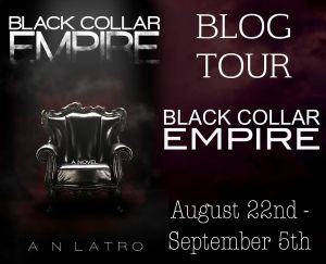 Black Collar blog tour