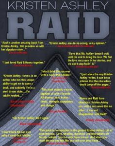 Raid chatter