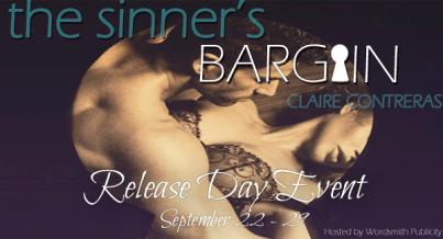 Sinner's Bargain release