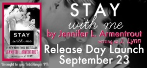 Stay with me release